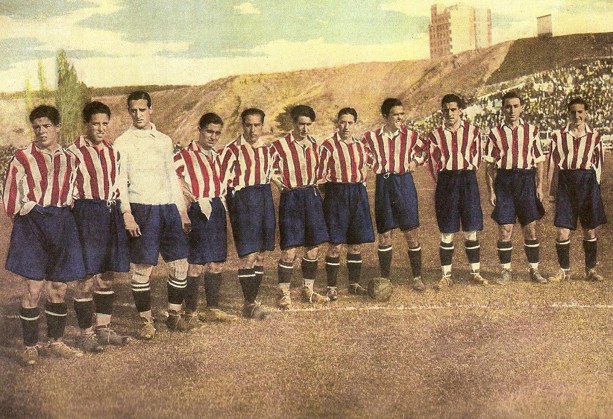 Atletico Madrid: 1925 2nd regional championship.