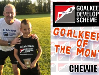 Goalkeeper of the Month June 2019