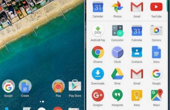 Google Now Launcher App