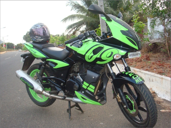 Pulsar 220 bike modification Details and Experience