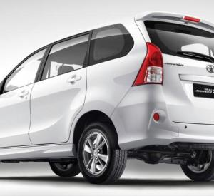 Toyota Avanza 1