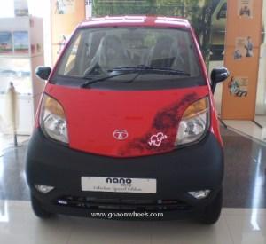 Tata Nano Valentines Edition 1