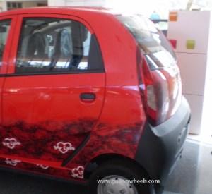 Tata Nano Valentines Edition 4