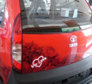 Tata Nano Valentines Edition 5