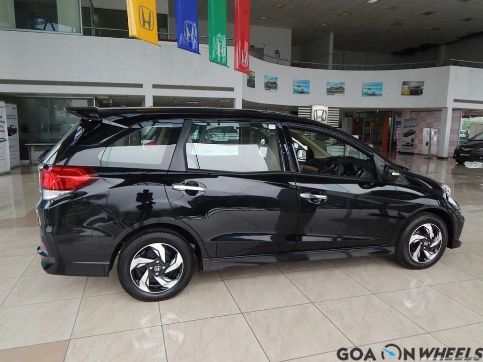 Honda Mobilio RS launch Goa 5 (Copy)  