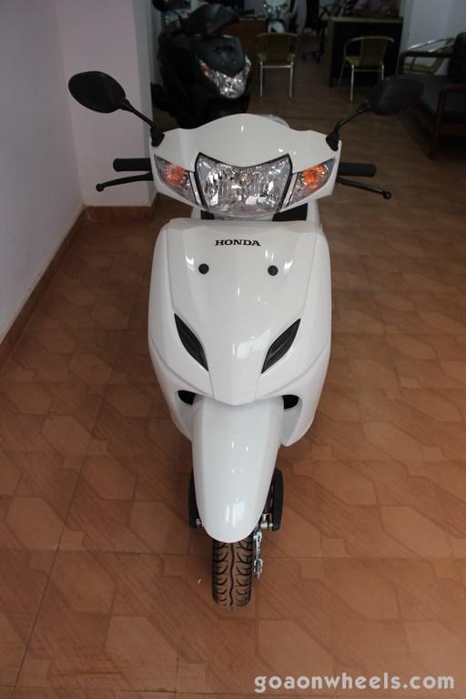 honda activa 3g scooter 5