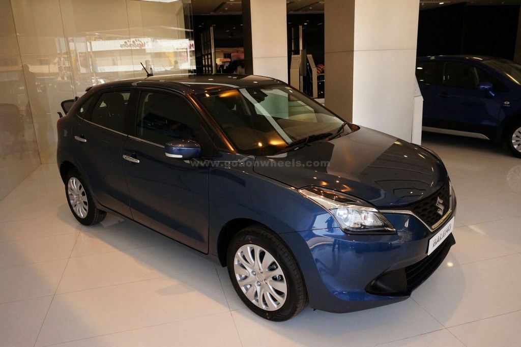 Maruti Suzuki Baleno drives into NEXA Goa