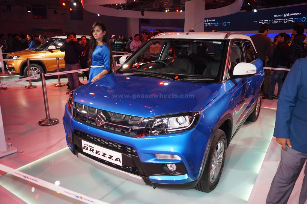 Goa on wheels: 2016 Auto Expo snapshot