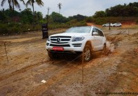 Mercedes-Benz Offroad Experience Goa (6)