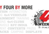 4x4 India Week Goa