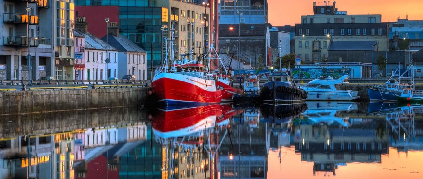 galway_harbour_sunset