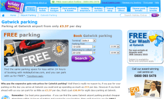Save Money on Gatwick Airport Parking