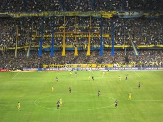 Going to a Boca Juniors Game