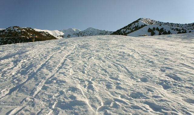 Skiing in Kyrgyzstan (photo by depenbusch)