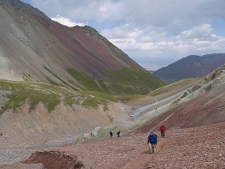 Adventure Activities in Kyrgyzstan