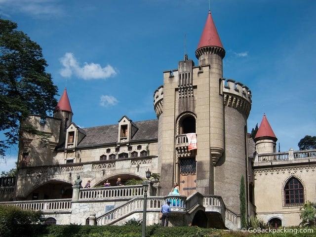 El Castillo in Poblado