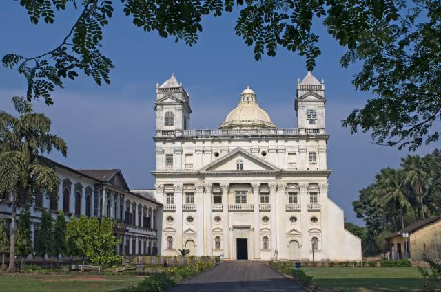 Church of St Cajetan, Old Goa, India