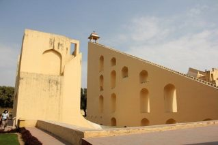 Jantar Mantar: Jaipur's Sophisticated Astronomical Observatory