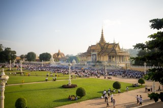 Living and Teaching in Phnom Penh, Cambodia