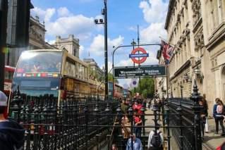 A Walk Around London (Photos)