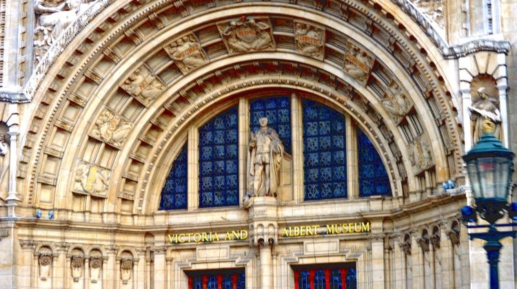 Victoria and Albert Museum (photo: Bill Smith)