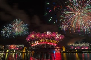 The World's Best Places to Celebrate the New Year