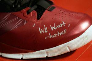 d wade shoe