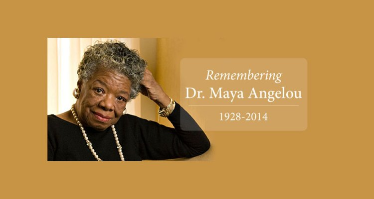 Remembering Dr. Maya Angelou