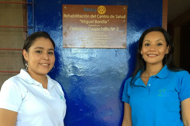 Opening of the Managua Health Center