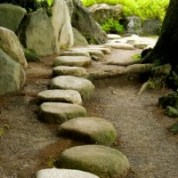 pebbble-path