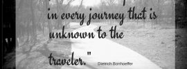 There is meaning...Alecia Simersky #hope #journey