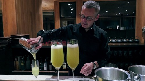 chilean pisco sour recipe