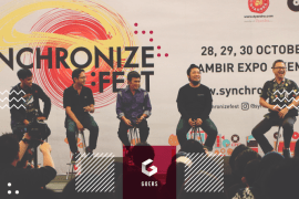 Synchronize Fest: Momentum Penting Musik Indonesia