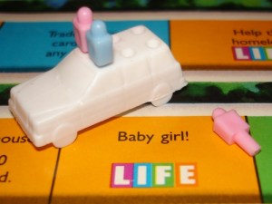 add a girl - game of life