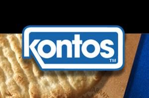 Kontos Foods logo