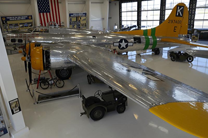 Boeing B17 Flying Fortress Bomber
