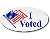 i voted, but here's what bugs me