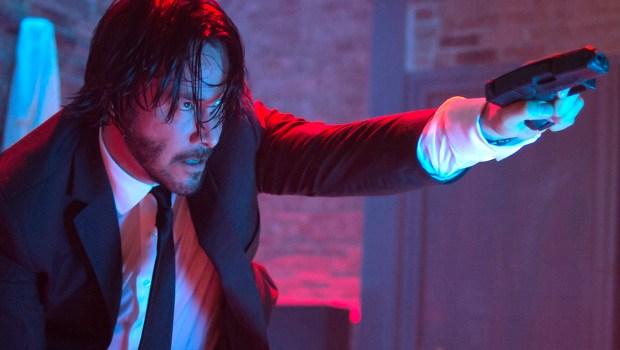 Keanu Reeves is John Wick