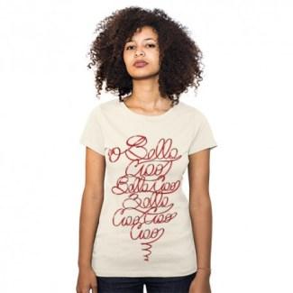 T-shirt Donna Bella Ciao by SanCrò