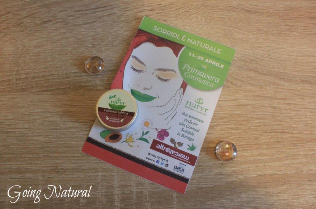 """Primavera Cosmetica Altromercato: """"Sorridi, è naturale"""""""