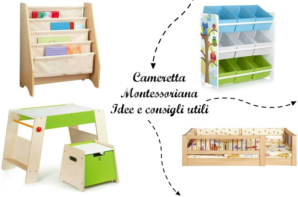 Cameretta montessoriana idee e consigli utili - Camera montessori ...