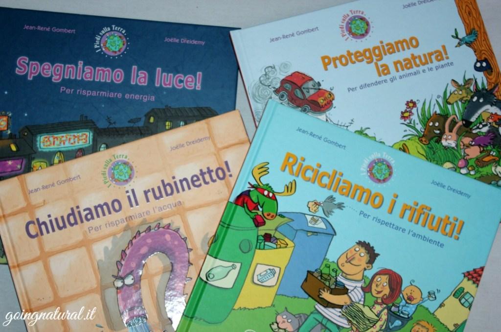Ecologia per bambini : a lezione da Kiko l'alce verde