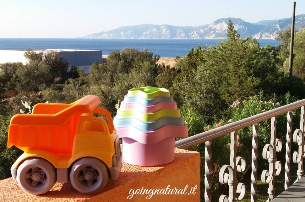 Green Toys : i giochi da esterno amici dell'ambiente