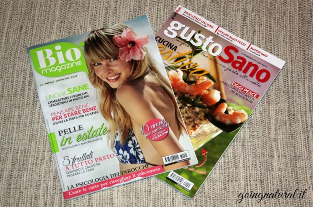 Bio Magazine e non solo : le riviste bio / green che leggo