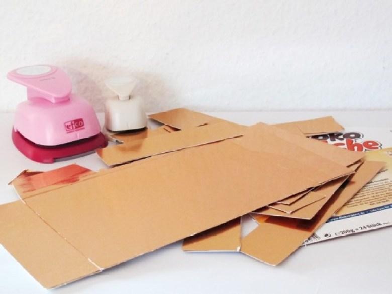 Kupferkonfetti, Selbermachen, Wanddeko, Diy, Upcycling, Idee, Basteln, Recycling, Kupferfolie, Material