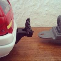 nhängerkupplung für Spielzeugauto DIY