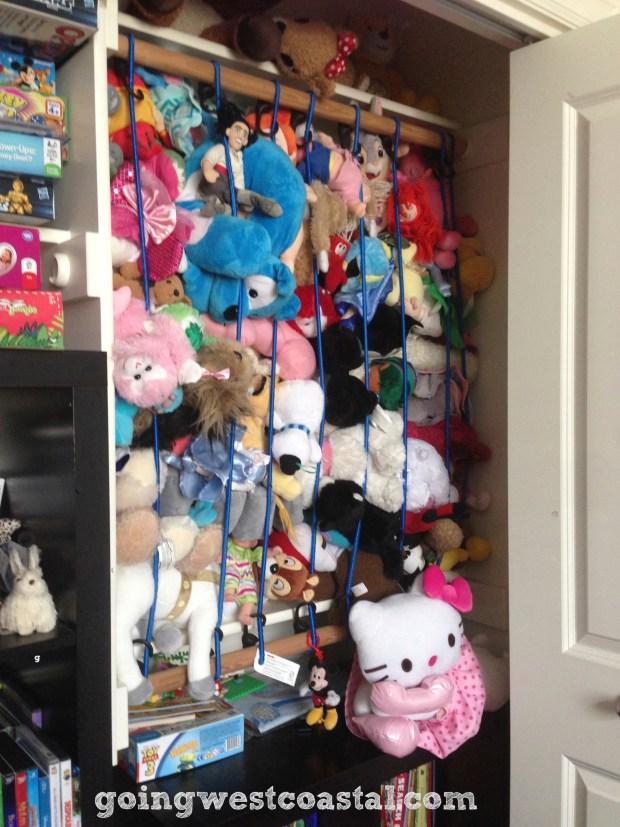 Stuffed animal storage - goingwestcoastal.com