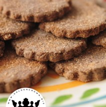 "Biscochitos ""Blue Corn"""