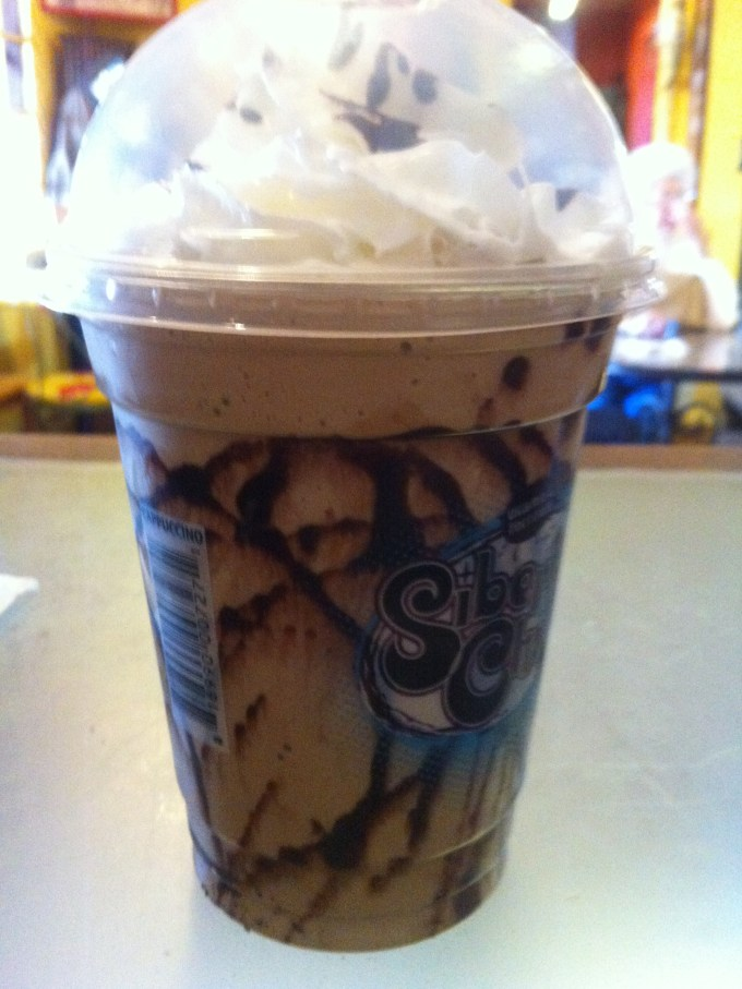 Worlds Best Coffee Milkshake