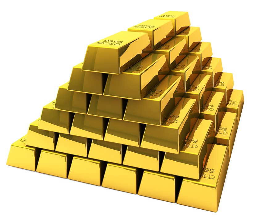 physical gold or paper gold